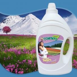 Suavizante concentrado Future Toimpo 120 lavados