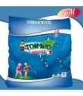 Detergente en polvo para blanco y color Compac original Toimpo 95 cacitos