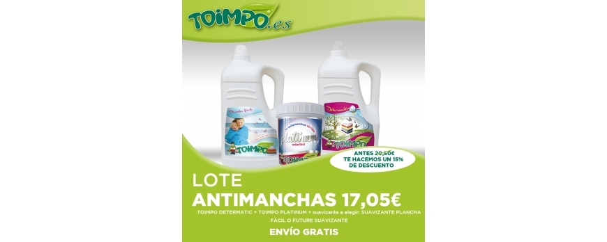 Lote Antimancha